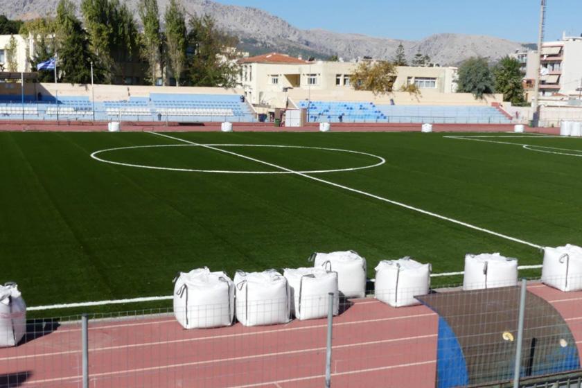 2508e4bcdde Χριστιάνα Καλογήρου: «Χρηματοδοτούμε έργα αναβάθμισης των αθλητικών  εγκαταστάσεων της Χίου»